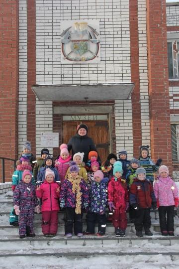 экскурсии для ребята из детского сада №3